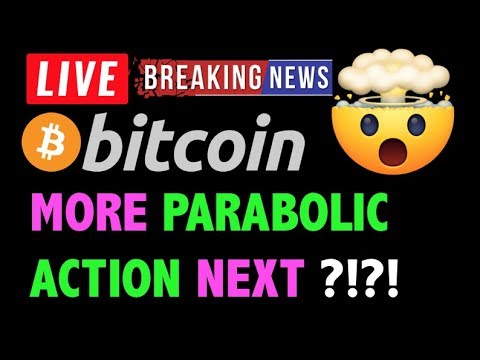 Bitcoin MORE PARABOLIC ACTION NEXT?! – Crypto Trading Analysis & BTC Cryptocurrency Price News 2019