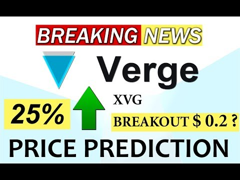 VERGE XVG  PRICE PREDICTION  |  VERGE XVG LATEST NEWS – XVG MEETUP  #XVG  #GAMESZCRYPTO  15 MAY 2019