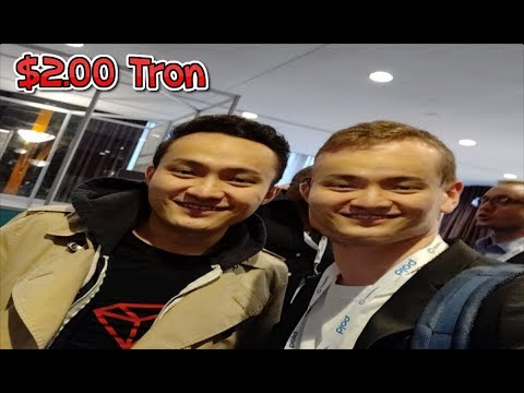TRON (TRX) Will This Partnership Push Tron To $2