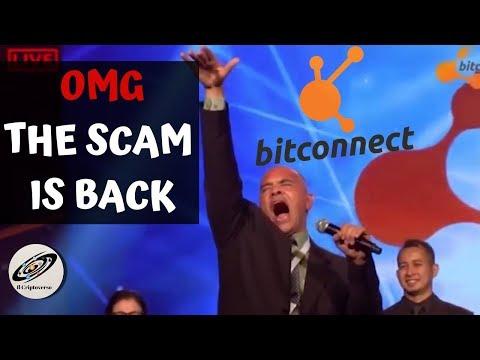 Bitconnect 2.0 Torna e Bitcoin Risale a 8k ..