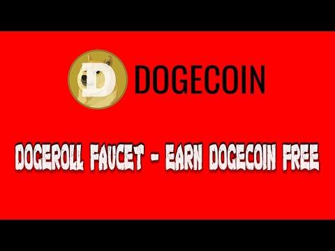 Dogeroll Faucet Dogecoin Pagando 0.14 Até 69 Doge Cada 1 Hora