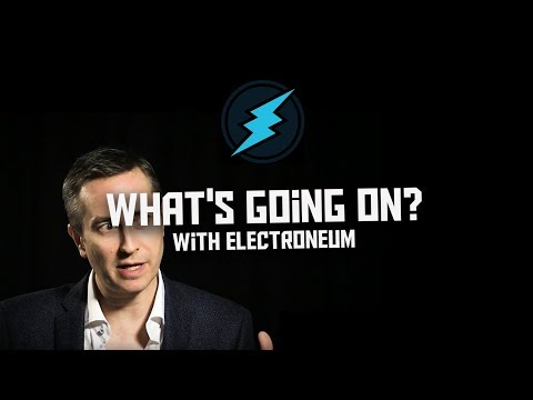 Electroneum (ETN) What's Going On? & Pundi X Update!