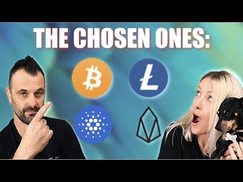Bitcoin, EOS, Cardano & Litecoin – The chosen ones!