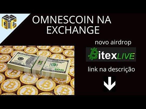 airdrop da omnescoin na exchange