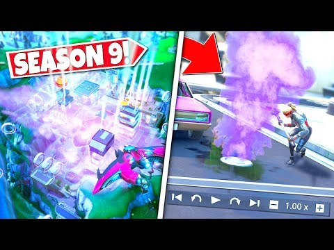 *NEW* PURPLE POLLUTION CLOUDS *COVERING* NEO TILTED CONFIRMING SEASON 9 STORYLINE! SEASON 9 UPDATE!