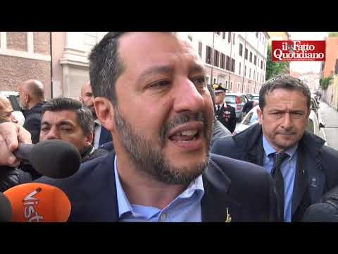 """Sea Watch, Salvini: """"La magistratura impone la sua legge, spero sia l'ultima volta"""""""