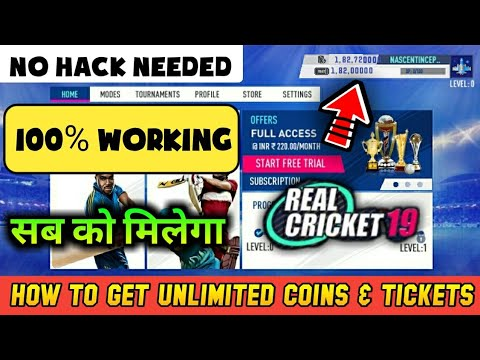 HOW TO GET UNLIMITED COINS & TICKETS IN RC19 V 2.4 | NEW VERSION ! NO HACK NEEDED | NO ROOT NEEDED!