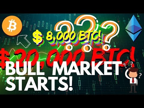 Bitcoin BULLISH at $8,000, may SURGE to $20,000! Altcoins EXPLODING + HodlBot – Crypto News!