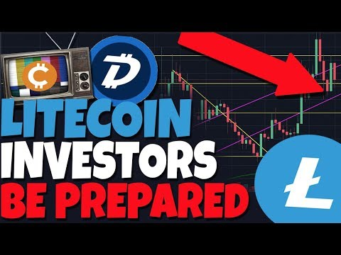 LITECOIN HEADED UP REALLY SOON,  INVESTORS BE PREPARED. (Digibyte Analysis)