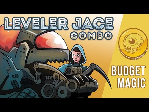 Budget Magic: $95 (22 tix) Leveler Jace Combo (Modern, Magic Online)