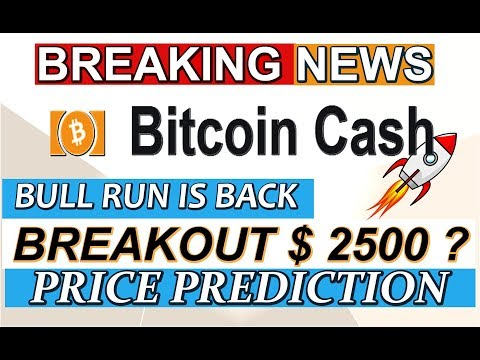 BITCOIN CASH (BCH) PRICE PREDICTION | BCH PRICE PUSHING UP  | BITCOIN CASH NEWS TODAY 19 MAY 2019