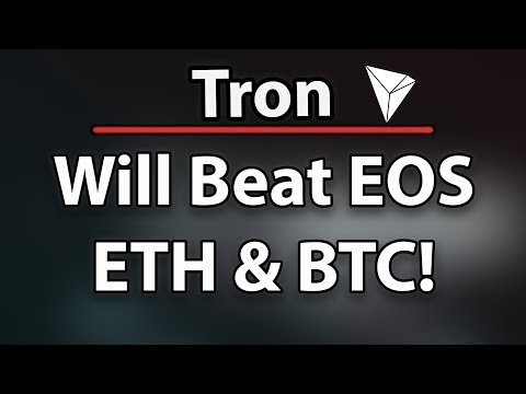 Tron (TRX) Is Going To Be Huge!