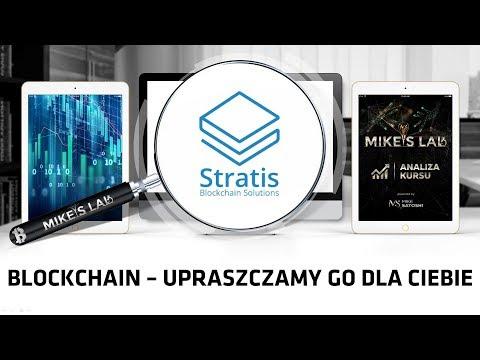 Mike's Lab – Stratis (STRAT) – Blockchain – upraszczamy go dla Ciebie