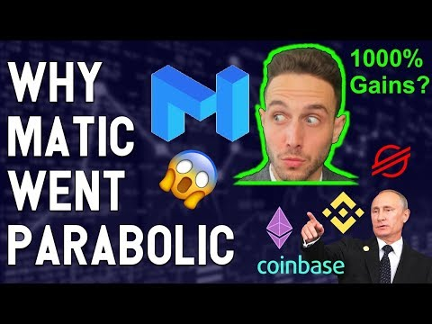 Why Matic Pumped 1000%? Bitcoin SV Explodes? Stellar Network HALTED? BNB XLM Coinbase