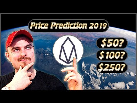 EOS Price Prediction 2019 – Realistic Prediction With Statistics To Back It Up!