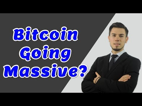 Bitcoin going MASSIVE ? – Crypto Trading Analysis & BTC Cryptocurrency Price News 2019