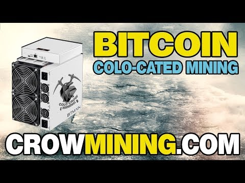 Bitcoin Mining – S17 ASIC Miners – Colo-Cated BTC Mining 💪💰
