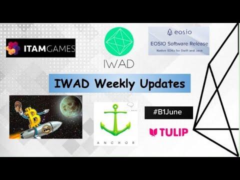 IWAD weekly updates – Bulls persisting, lot of progress in EOS ecosystem