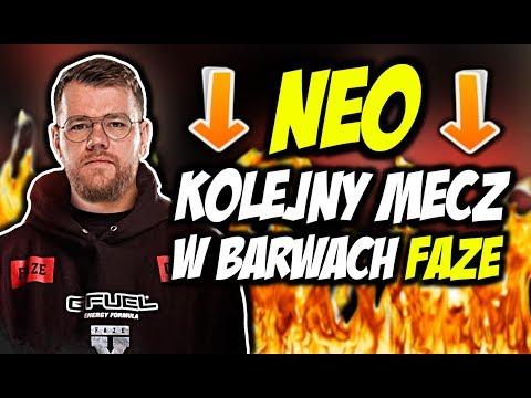 NEO KOLEJNY MECZ W DRUŻYNIE FAZE!!! SHOX 1vs3, RAIN ON FIRE – CSGO BEST MOMENTS