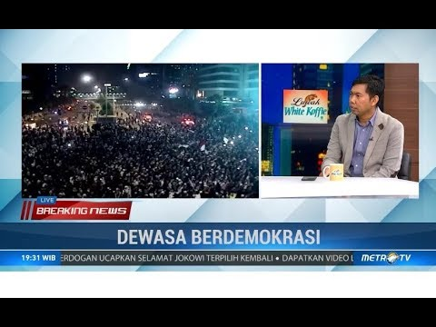 Sia-sia! Ahli Hukum: Tuntutan Massa Aksi 22 Mei Tidak Bernilai Apa-apa