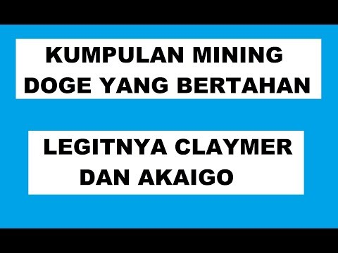 UPDATE MINING DOGE YANG BERTAHAN II BURU BITCOIN FREE