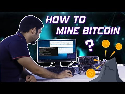 Bitcoin Mining | How to Mine Bitcoins 2019 Hindi