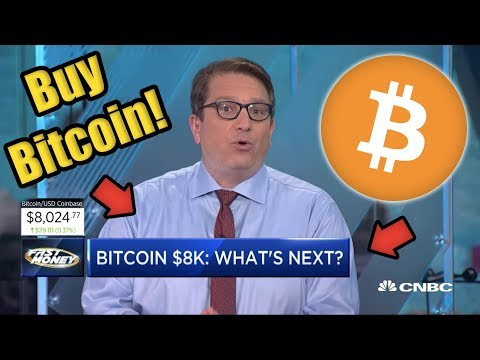 "BREAKING: ""BUY BITCOIN. BUY IT HERE."" – CNBC 