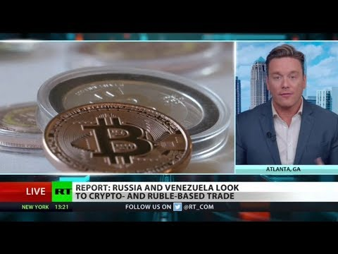 Venezuela, Russia may turn to cryptocurrency