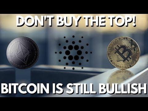 Best Time to Buy BITCOIN! CARDANO Blockchain Explorer Update – Crypto News