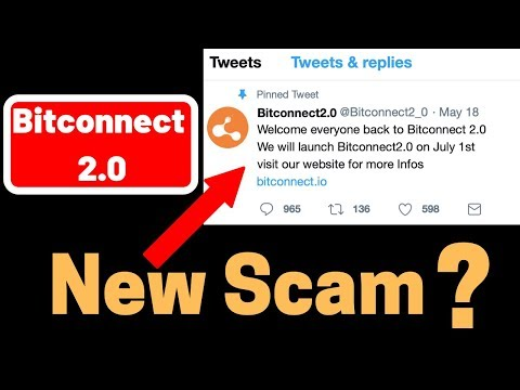 Bitconnect 2.0 ReLaunched || Bitconnect 2.0 Plan Legal or Scam ?