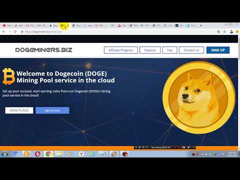 MINING DOGE TERBARU II DOGEMINER II FREE 1Hs II update SCAMMM