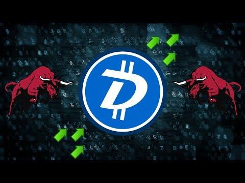 DigiByte(DGB) Finally Breaks Out!  Future Bull Market?