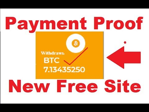 New Free Bitcoin Cloud Mining Site 2019 | Top 2 Free Bitcoin Mining Sites 2019 | Live Payment Proof