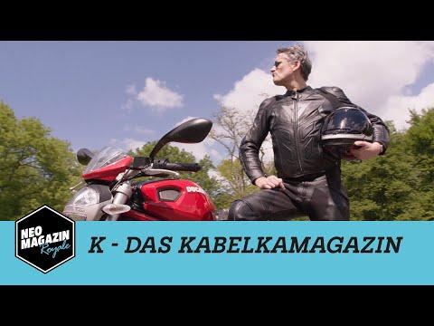 K – Das Kabelkamagazin | Neo Magazin Royale mit Jan Böhmermann –  ZDFneo