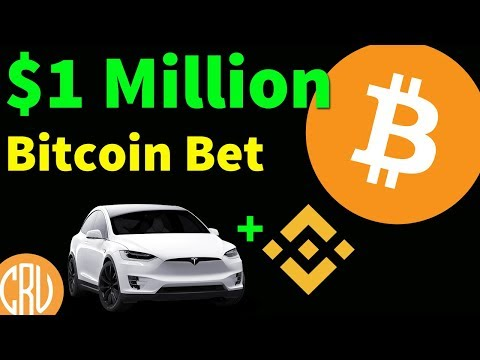 $1M Bitcoin Bet – Trade BNB on Tesla | Bitcoin and Cryptocurrency News
