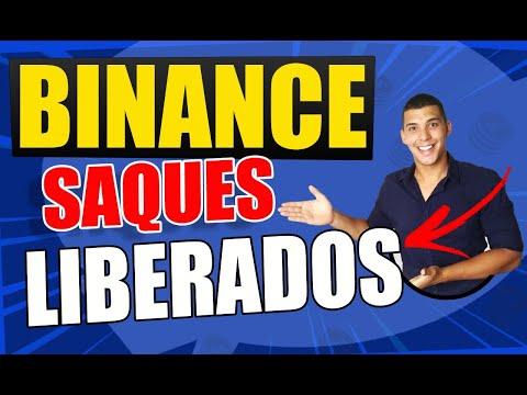 Binance Saques Liberados 2019 – Play Negocios (BNB coin)