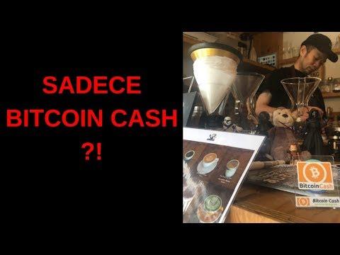Bitcoin İle Asya Turu – Osaka | Sadece Bitcoin Cash Kabul Ediyorum Diye İnat Etti!
