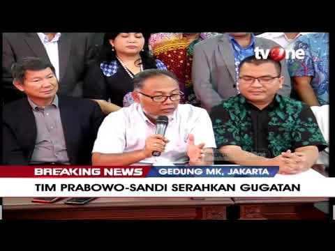 [BREAKING NEWS] Ada 'Blockade Access to Justice'? Ini Kata Tim Kuasa Hukum Prabowo-Sandi