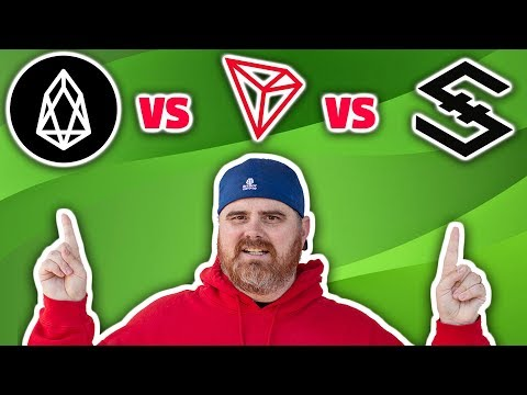 EOS vs TRX vs IOST | Which Platform is the Most Decentralized | DPOS Explained