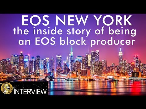 EOS New York – The Truth About Being a Key Player in the Crypto Economy
