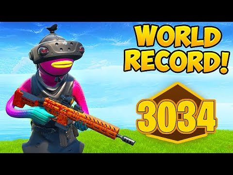 *WORLD RECORD* 3034 POINTS IN RANKED ARENA! – Fortnite Funny Moments! #568