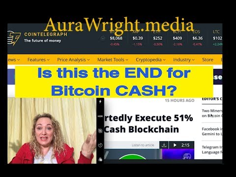 Bitcoin Cash 51 percent attack – Safety!
