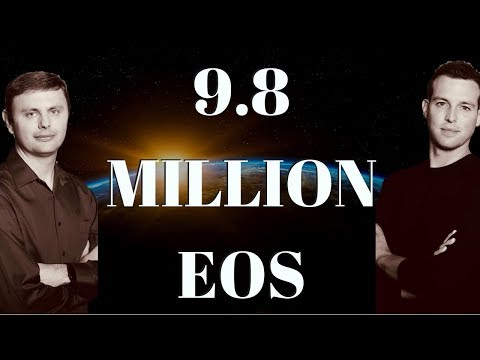 Block.One Unstaked 9.8 Million EOS – JUNE IS COMING!