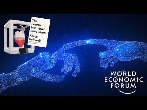 A Quarta Revolução Industrial (I.A., Impressão 3D, Reconhecimento Facial, IoT e Mais) (26/05)