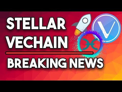 Stellar (XLM) Price For 2019? Vechain (VET) Price Not Reflecting & Holochain/HOLO Update!
