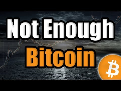 Owning 1 Bitcoin | 🛑 There are Not Enough Bitcoins In The World For Everyone | Crypto News