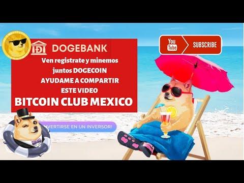DOGE BANK Nueva Minería de DOGECOIN