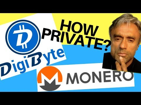 Monero Vulnerability – Digibyte Gets Private – Which is the Most Private of All?