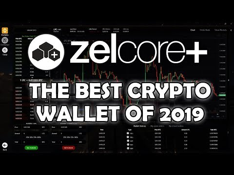 Best Cryptocurrency Wallet of 2019 – ZelCore+