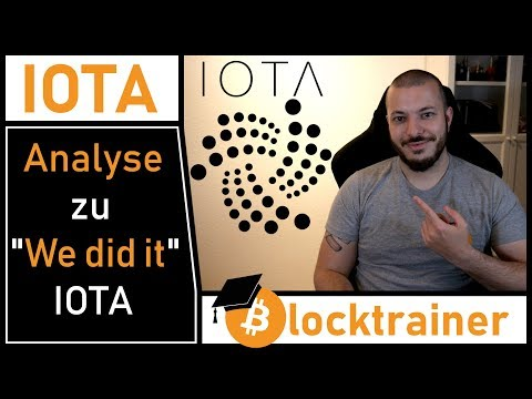 "Coordicide proof? Analyse zu IOTA ""We did it""!"